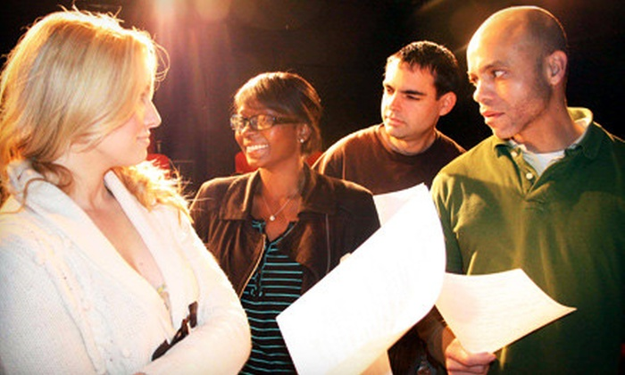Lifebook Acting Class - Mid-Wilshire: One-Day Acting Class or Four-Week Beginners' Acting Course at Lifebook Acting Academy (Up to 67% Off)