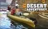 Desert Adventures - Boulder City: $69 for Two Intro Kayaking Classes from Desert Adventures ($168 Value)