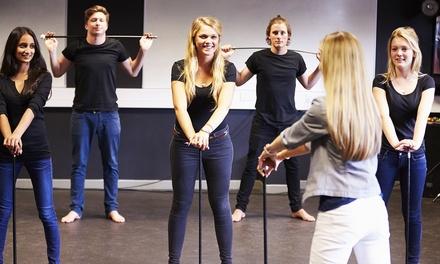 1 Monat Gesang, Tanz und Schauspiel im Kurs an der OnStage - school of musical ab 22,90 € (bis zu 61% sparen*)