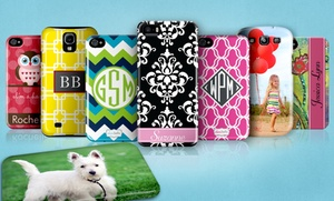 Custom Cases For The Iphone Or Samsung Galaxy From Mycustomcase.com