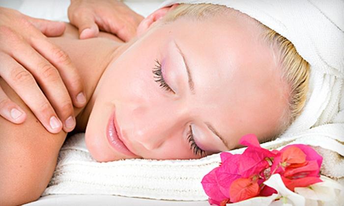 Sunrise Hair Studio & Sue's Skin Care Center - Multiple Locations: One-Hour Deep-Tissue Massage at Sunrise Hair Studio and Sunrise Wellness Center (64% Off)