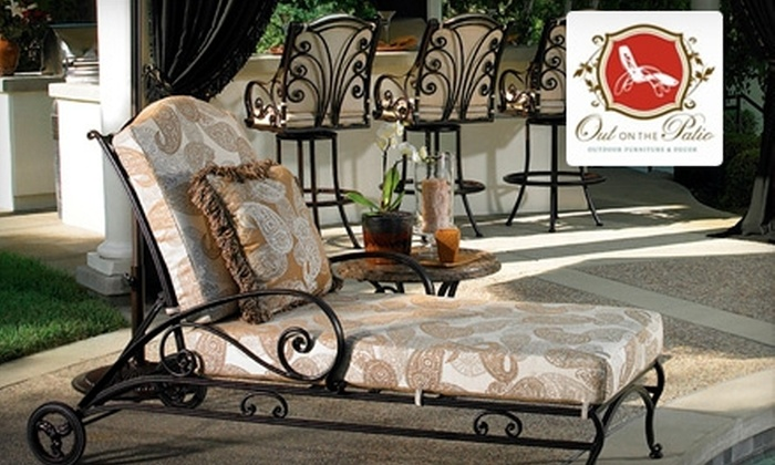 Out on the Patio - Lubbock: $99 for $300 Worth of Outdoor Furniture and Décor at Out on the Patio in Lubbock