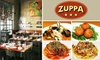 Zuppa (Globe Parent Account) - Mission Bay: $15 for $35 Worth of Italian Food and Drink at Zuppa