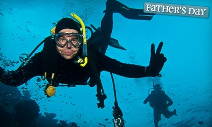 Andy's Sport Shop - Fitchburg: $15 for $30 Worth of Scuba, Ski, and Snowboard Gear, Plus 20% Off Scuba Services at Andy's Sport Shop