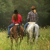 Horseback-Riding-and-Dinner Package for Two