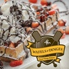 Half Off Treats at Wafels & Dinges