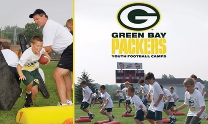 Green Bay Packers Youth Football Camps - Madison: $165 for a One-Week Green Bay Packers Youth Football Camp ($335 Value)