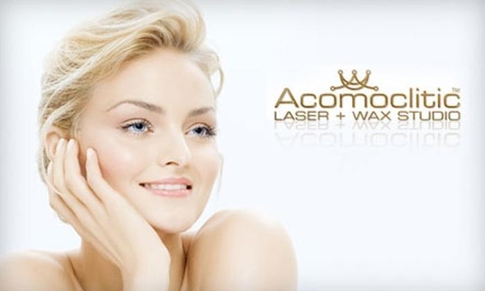 Acomoclitic Laser & Wax Studio - North Alameda: $65 Photofacial at Acomoclitic Laser & Wax Studio