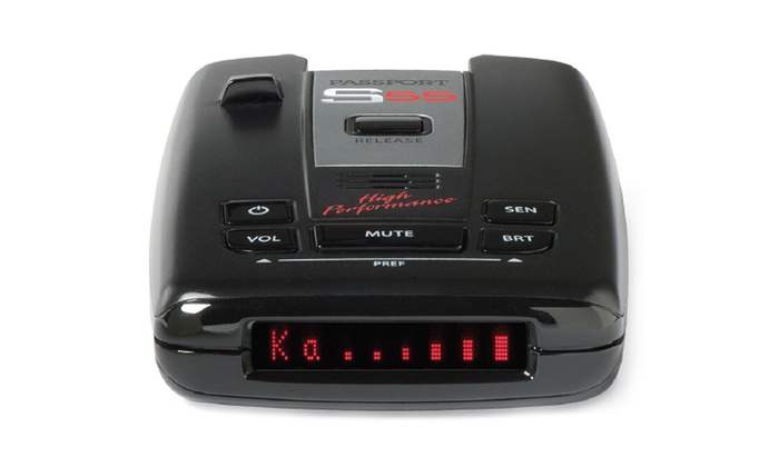 Passport Radar Detector >> Escort Passport S55 Radar And Laser Detector