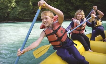 Sierra Railroad and Sunshine Rafting Adventures - Sierra Railroad and Sunshine Rafting Adventures in Oakdale
