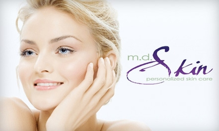 m.d. Skin - Columbia: $39 for a Signature European Facial at M.D. Skin ($85 Value)