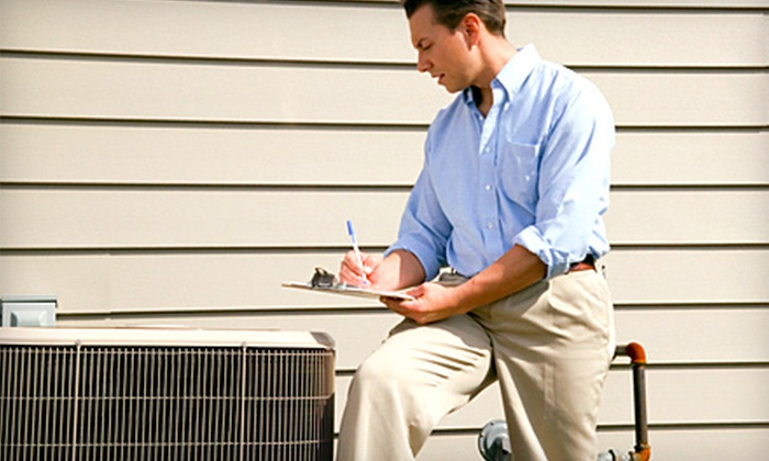 Allbritten Plumbing, Heating and Air Conditioning - Roosevelt: $45 for an AC or Heater Tune-Up and Duct Inspection from Allbritten Plumbing, Heating and Air Conditioning ($179 Value)