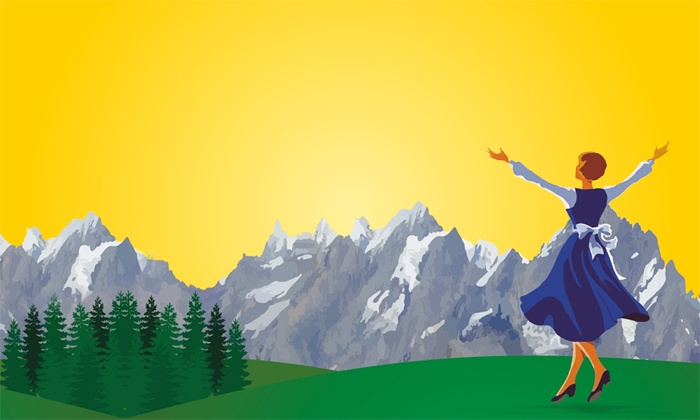 """""""The Sound of Music"""" - Randolph Theatre: """"The Sound of Music"""" Live On Stage in Toronto at Randolph Theatre on April 10–May 3 (Up to 60% Off)"""
