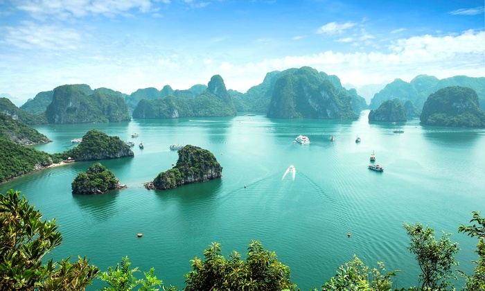 8-Day Vietnam & Thailand Vacation with Airfare from go-today