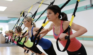 Core Works Fitness: One Month of Unlimited Fitness Classes or Eight Non-Prime Fitness Classes at Core Works Fitness (Up to 68% Off)
