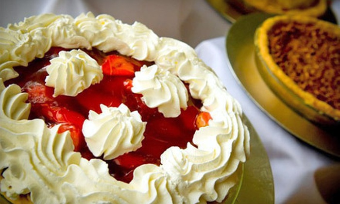 My Dee Dee's Pie Shoppe and Deli - Northline Terrace: $15 for $30 Worth of Pies and Sandwiches at My Dee Dee's Pie Shoppe and Deli