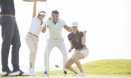 DGV Platzreife inkl. Probemonat für 1 oder 2 Personen im Golfclub Domtal Mommenheim (bis zu 59% sparen*)