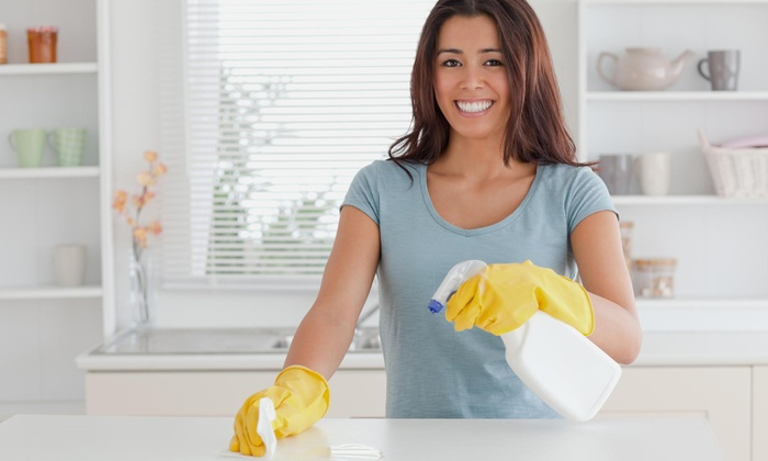 Crystal Cleaning NYC - Midtown Center: Two Hours of Cleaning Services from Profesional Cleaning (39% Off)