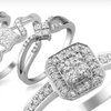 Up to 67% Off A Jewelers Diamond Rings