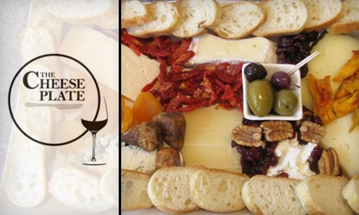 The Cheese Plate - Warren: $15 for $30 Worth of Gourmet Cheese and More at The Cheese Plate in Warren