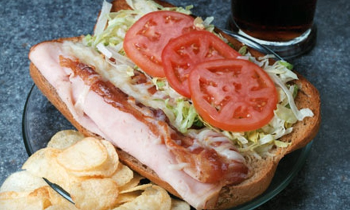 L.A. Subs - Daphne: Southern Fare or Shrimp Poboys for Two at L.A. Subs