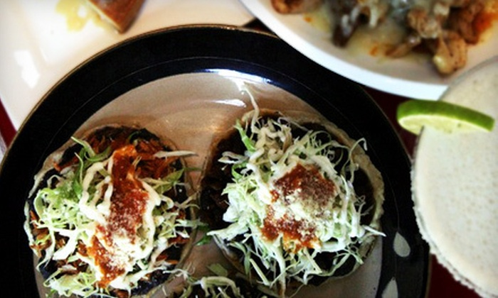 La Escondida - Thousand Oaks: $20 for a Mexican Dinner with Margaritas for Two at La Escondida in Camarillo (Up to $41.50 Value)