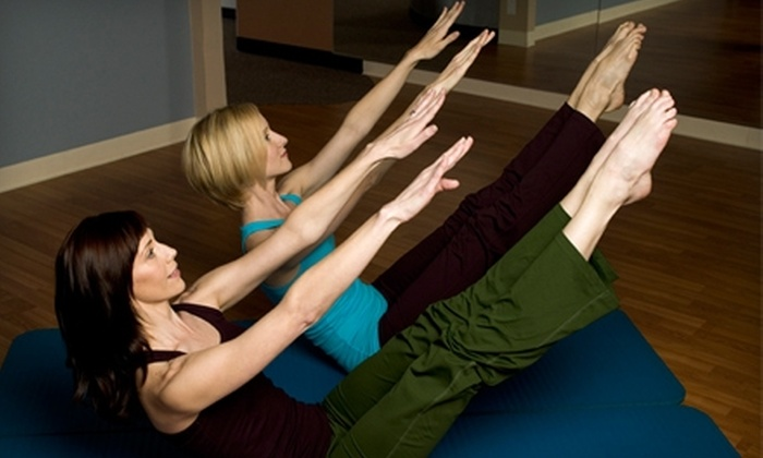 Pilates Studio City - Multiple Locations: Five Group Classes or Two Private Sessions at Pilates Studio City