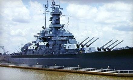 USS Alabama Battleship Memorial Park - USS Alabama Battleship Memorial Park in Mobile