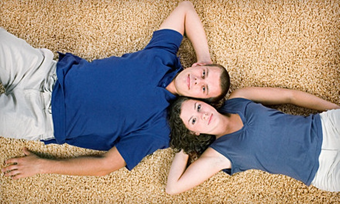 C4 Carpet Care - Ocala: Carpet Cleaning for Three or Six Rooms or Upholstery Cleaning from C4 Carpet Care (Up to 65% Off)