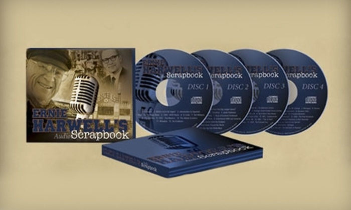 Ernie Harwell's Audio Scrapbook: $12 for an Ernie Harwell's Audio Scrapbook