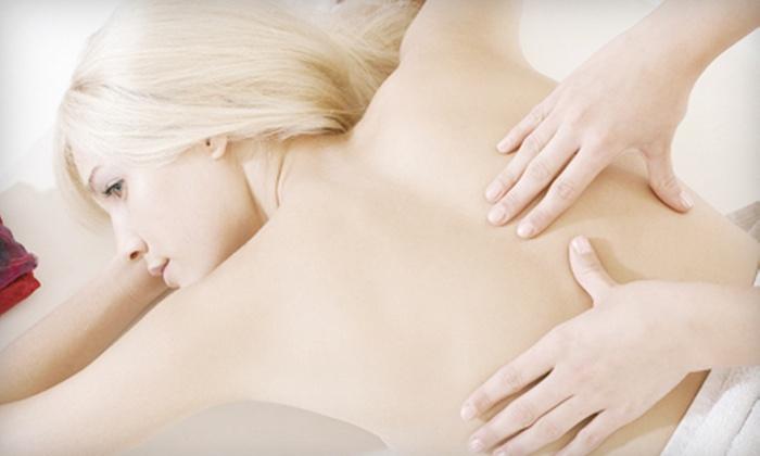 MassageMG - Davie: 50-Minute Massage with Aromatherapy and Optional Reiki Treatment at MassageMG (Up to 55% Off)