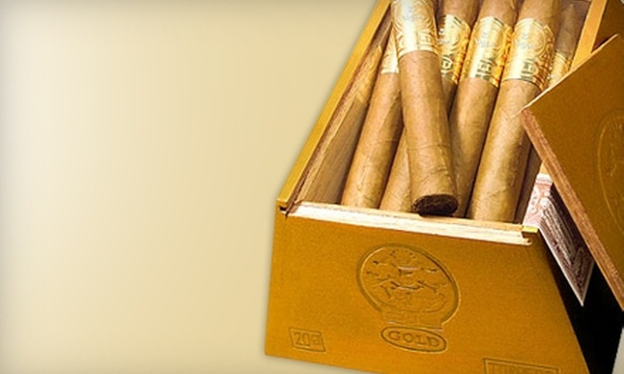 StogieBoys: $20 for $40 Worth of Cigars and More from StogieBoys