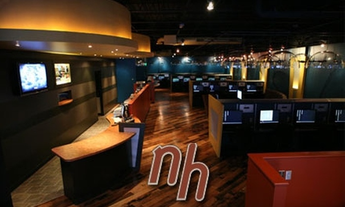 Net Heads - Carmel: $10 for One-Year Membership Plus 10 Hours of Play Time at Net Heads ($40 Value)