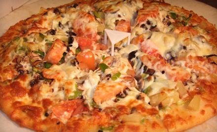 $16 Groupon to Pizzeria Prego - Pizzeria Prego in Edmonton