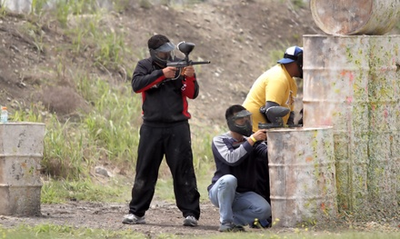 $13 for $25 Worth of Sporting-Venue Rental — Fort Paintball