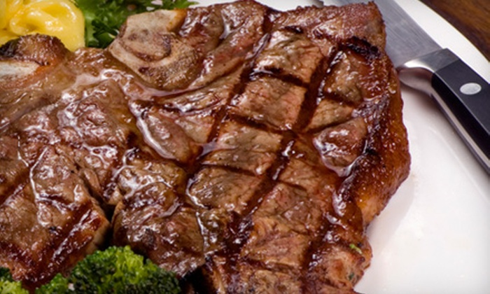 The Willows & Chumash Casino Resort - Downtown Santa Ynez: $30 for $60 Worth of Steak-House Fare at The Willows and $25 Gaming Credit at Chumash Casino Resort ($85 Value)
