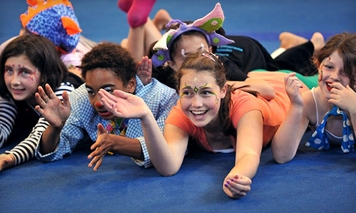 San Francisco Circus Center: Donate $10 to Help the San Francisco Circus Center Provide Children in Need with Summer-Camp Tuition