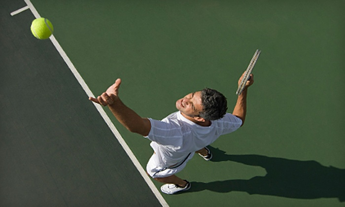 Bouis Tennis Academy - Friendswood: One or Three Private Tennis Lessons from Bouis Tennis Academy in Friendswood