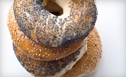 $16 Groupon to The Pittsburgh Bagel Factory - The Pittsburgh Bagel Factory in Pittsburgh