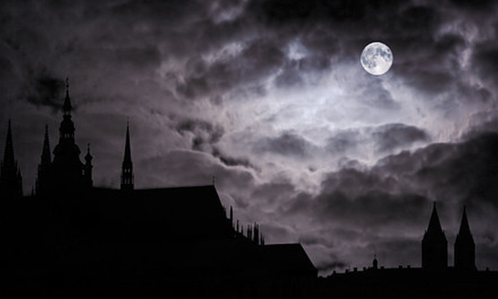 Haunted Walks - Downtown Kingston: The Original Haunted Walk of Kingston or Ghosts and Legends of Gananoque for Two from Haunted Walks (Up to 55% Off)