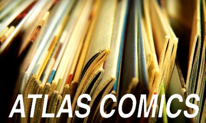 Atlas Comics - Norridge: $10 for $20 Worth of Comic Books, Graphic Novels and More at Atlas Comics in Norridge