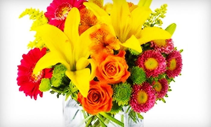 Bloomtastic Florist - Upper Arlington: $30 for $60 Worth of Floral Arrangements at Bloomtastic Florist in Upper Arlington