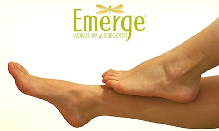 Emerge Medical Spa - Metzger: $99 for $750 Worth of Laser Hair-Removal Treatments at Emerge Medical Spa