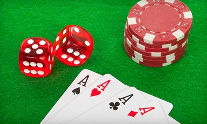 First Class Tours - Multiple Locations: Tickets for Casino Trips from First Class Tours. Three Options Available.