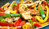 Capri Mex - Little Palestine: $10 for $20 Worth of Mexican Dinner Fare Sunday–Thursday or Any Day of the Week at Capri Mex in Burr Ridge