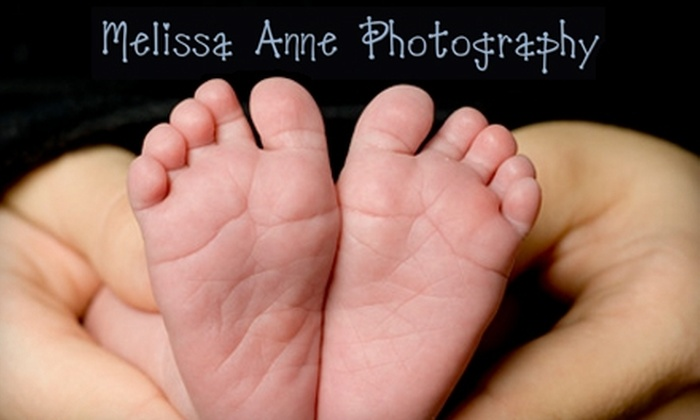 Melissa Anne Photography - Dayton: Up to 53% Off Photography Sessions from Melissa Anne Photography. Choose Between Two Options.