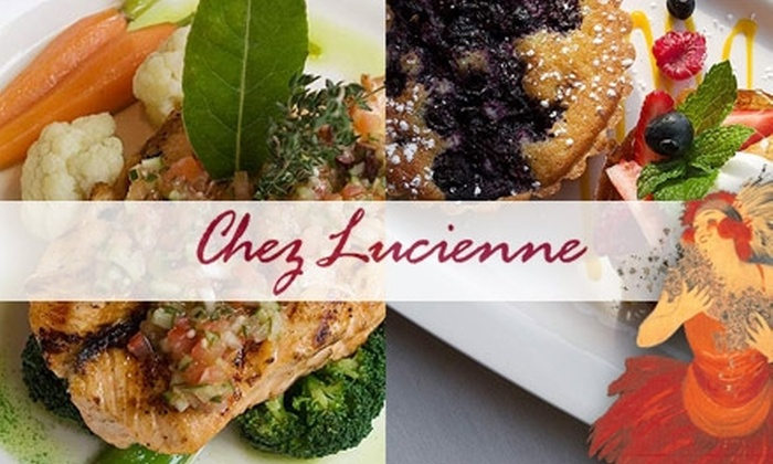 Cafe Du Soleil - Harlem: $20 for $40 Worth of French Fare at Chez Lucienne