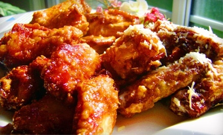 $20 Groupon to O! Wing Plus - O! Wing Plus in St. Louis