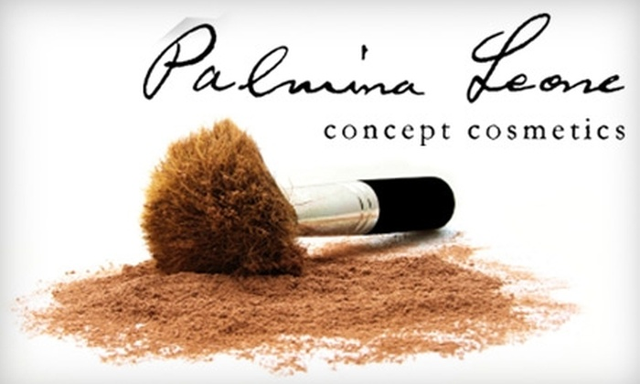 Palmina Leone, Concept Cosmetics - Camelback East: $19 for $40 Worth of Makeup Services and Custom-Blended Cosmetics at Palmina Leone, Concept Cosmetics