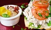 The Savory Spoon Catering Company - Frederick: Feasts from The Savory Spoon Catering Company. Two Options Available.